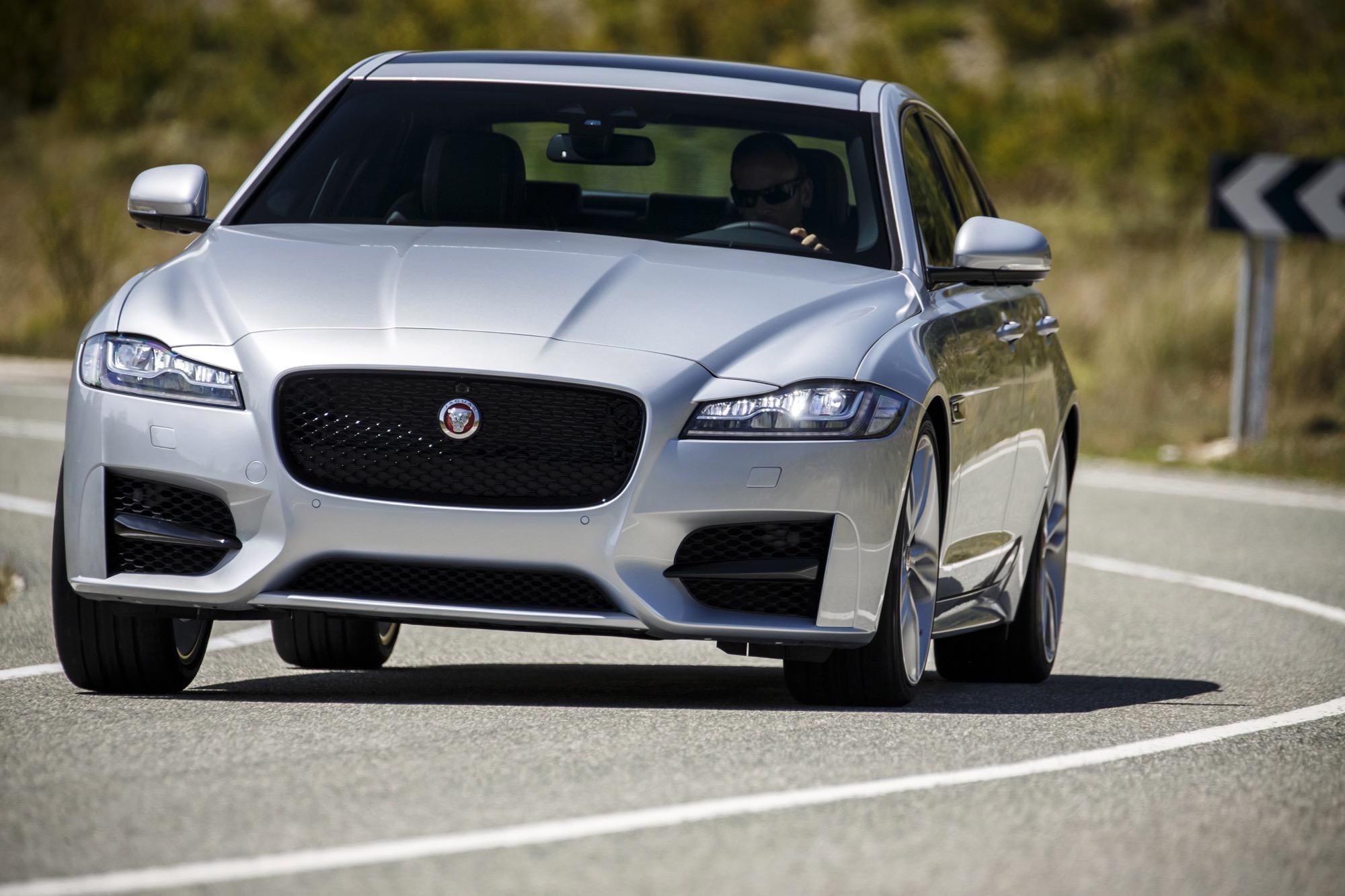 2016 Jaguar Xf Review Photos Caradvice