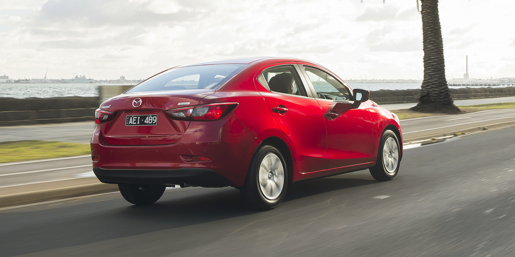 2015 Toyota Corolla Price >> 2016 Mazda 2 Sedan Review - photos | CarAdvice