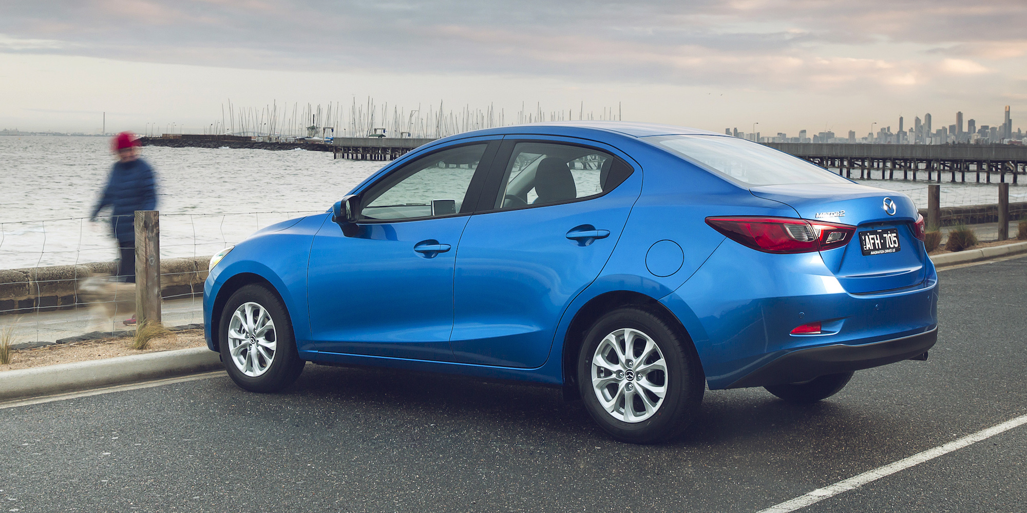 2016 Mazda 2 Sedan Review Photos Caradvice