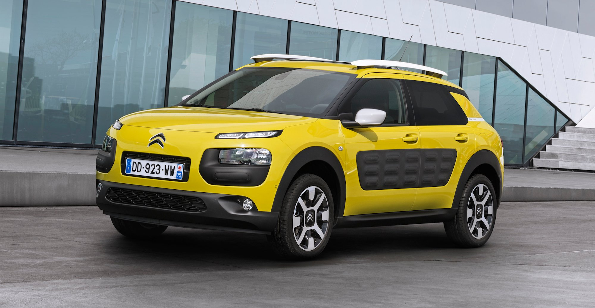 citroen c4 cactus preliminary specifications revealed. Black Bedroom Furniture Sets. Home Design Ideas