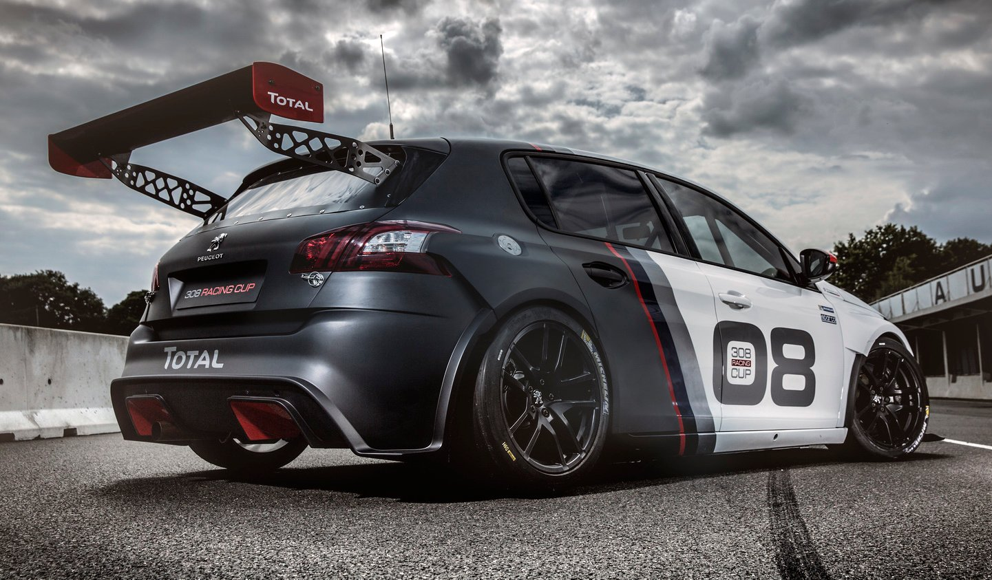 peugeot  racing cup revealed  rcz track car replacement video  caradvice