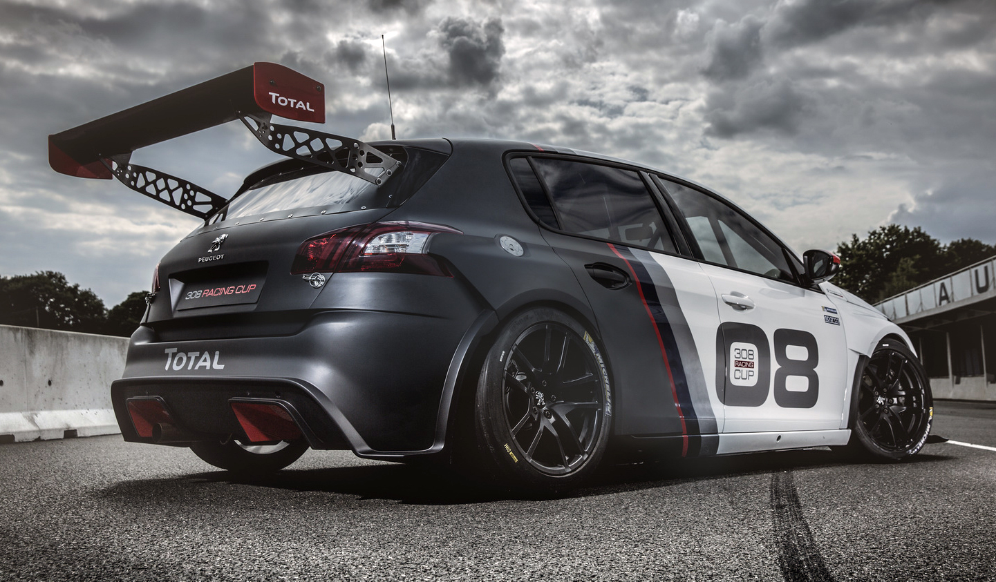 2019 Gt 500 >> Peugeot 308 Racing Cup revealed as RCZ track car replacement - video - photos | CarAdvice