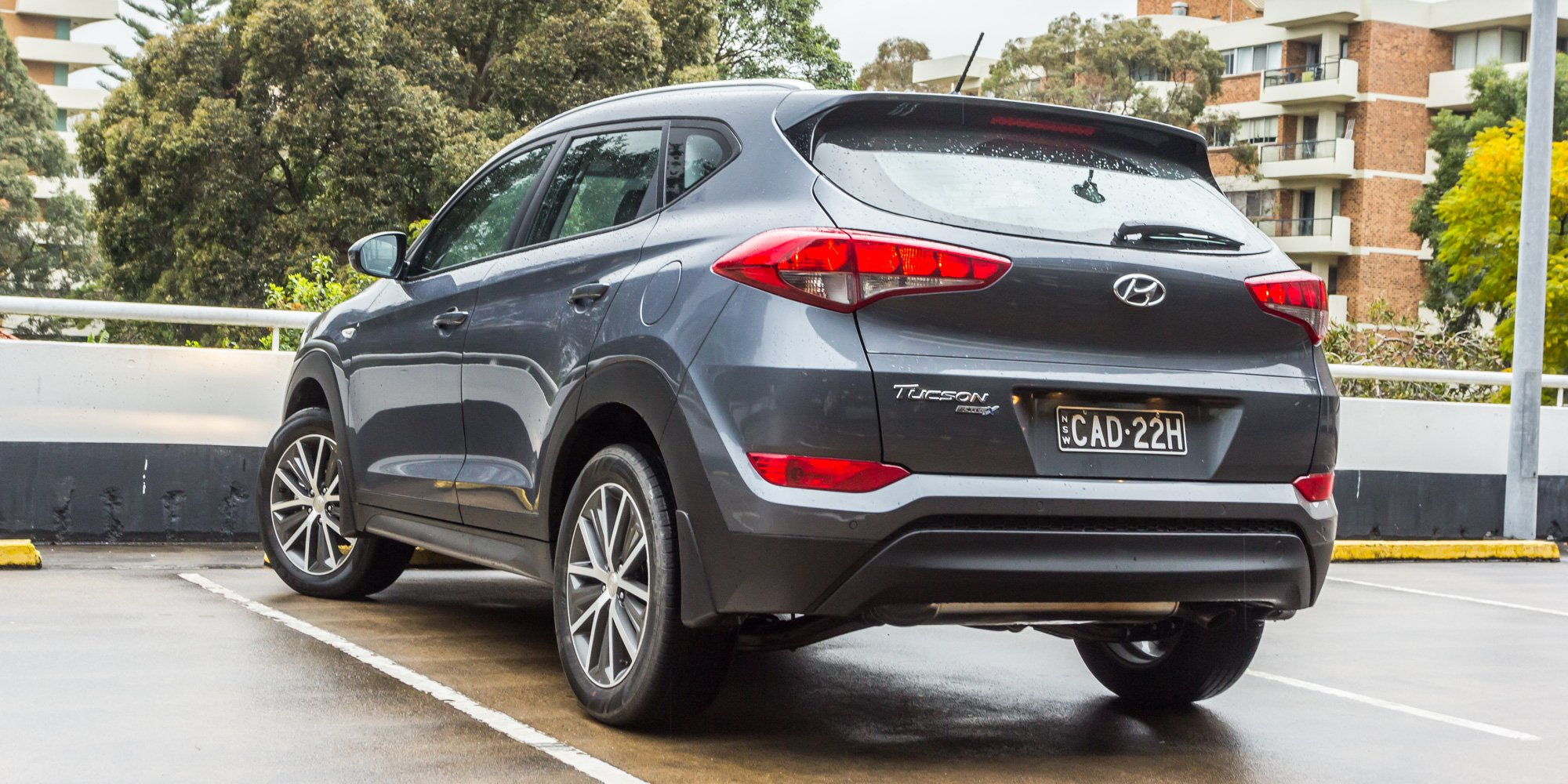 2016 Hyundai Tucson Active X Review Caradvice