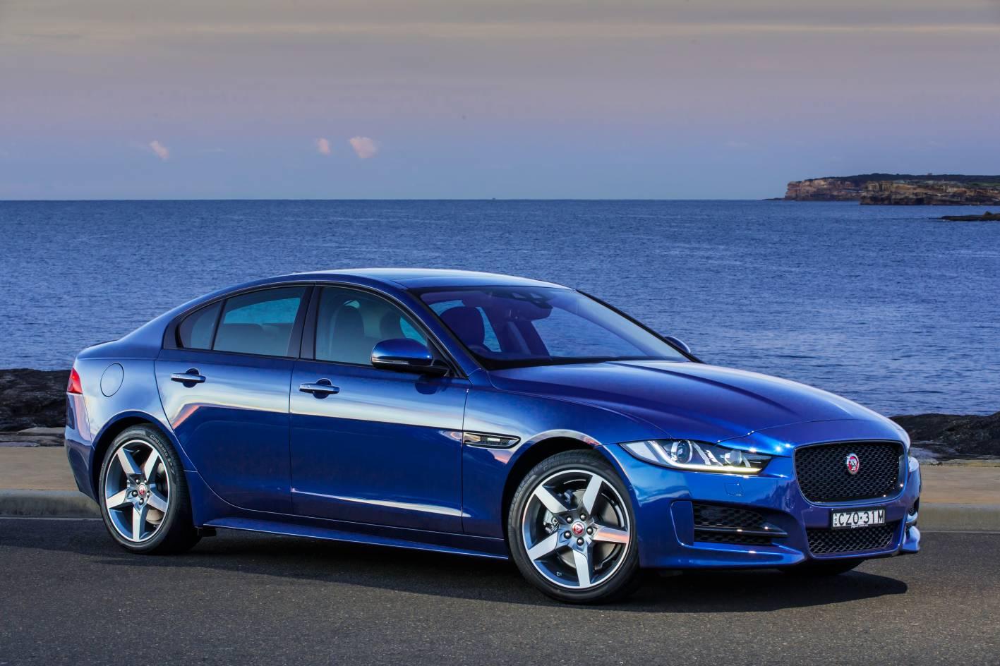 Toyota 2016 Models >> 2016 Jaguar XE Review - photos | CarAdvice