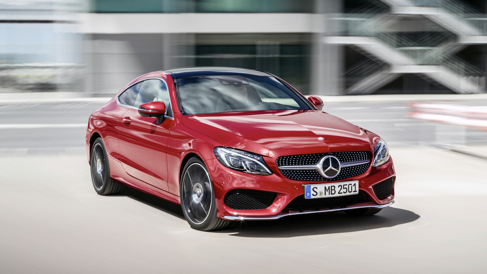 2016 mercedes benz c class coupe revealed photos caradvice for Mercedes benz 2015 c class price