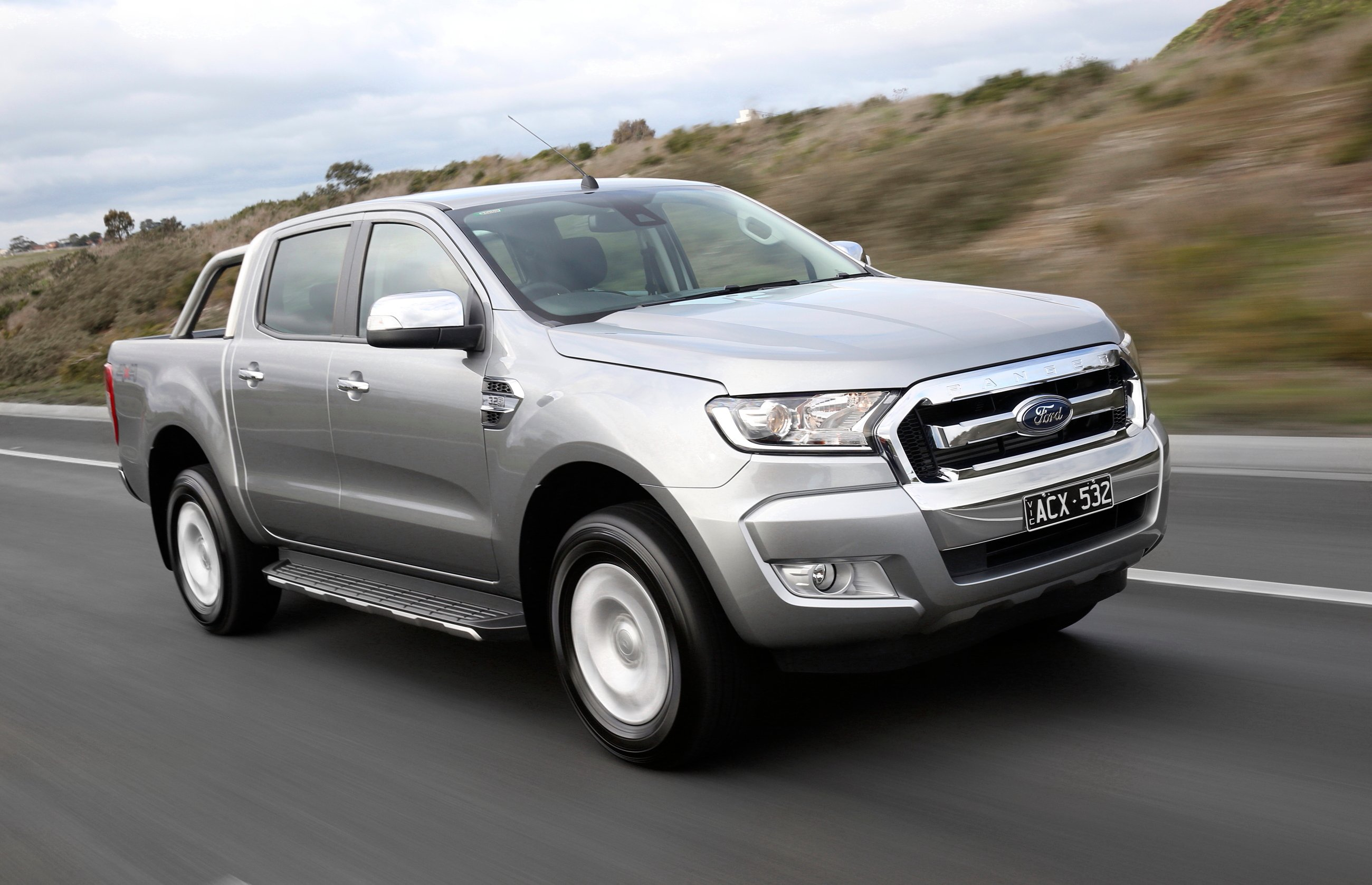 """2016 Ford Ranger launches : """"Illogical"""" not to expect sales growth, Blue Oval says - photos ..."""