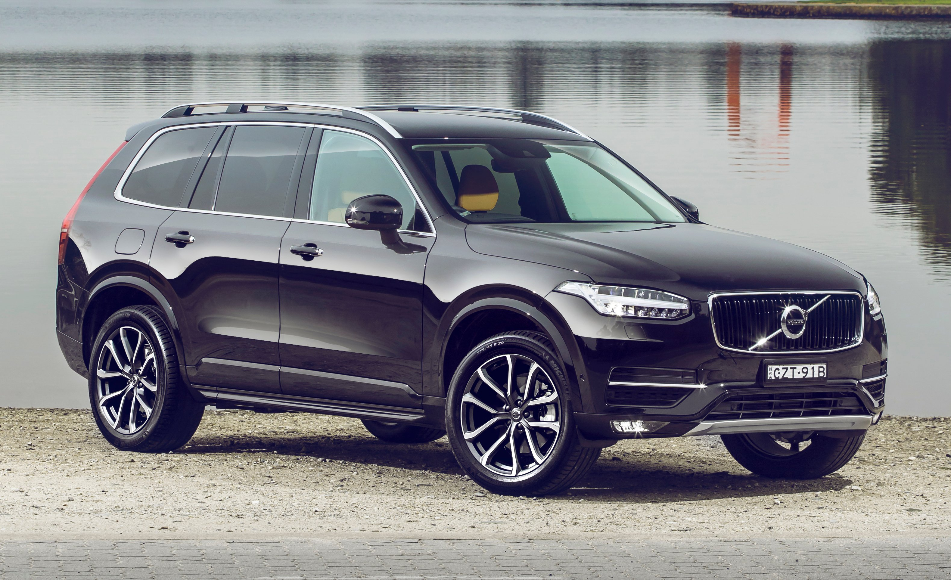 2016 Volvo XC90 Pricing And Specifications