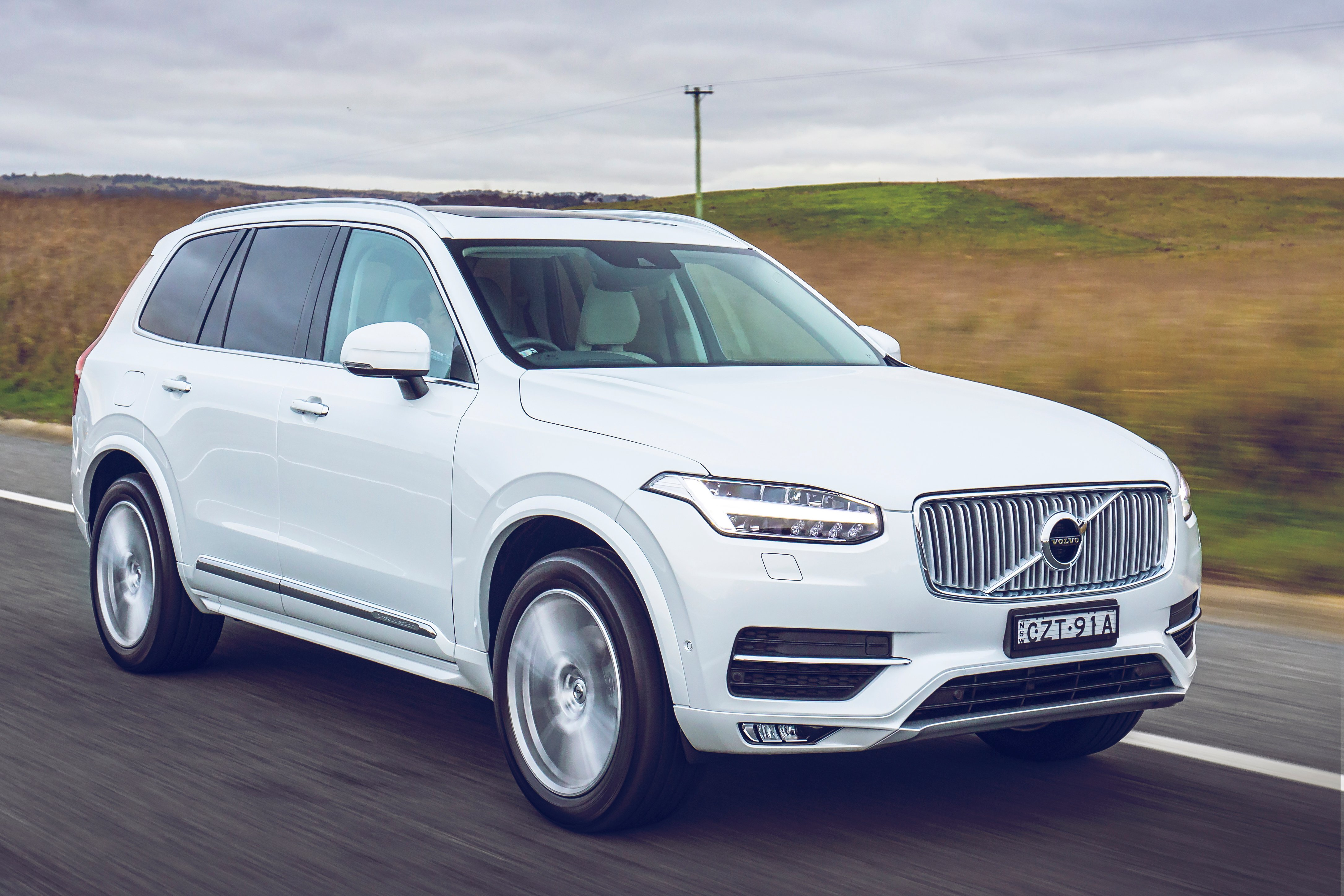 2016 Volvo Xc90 Review Photos Caradvice