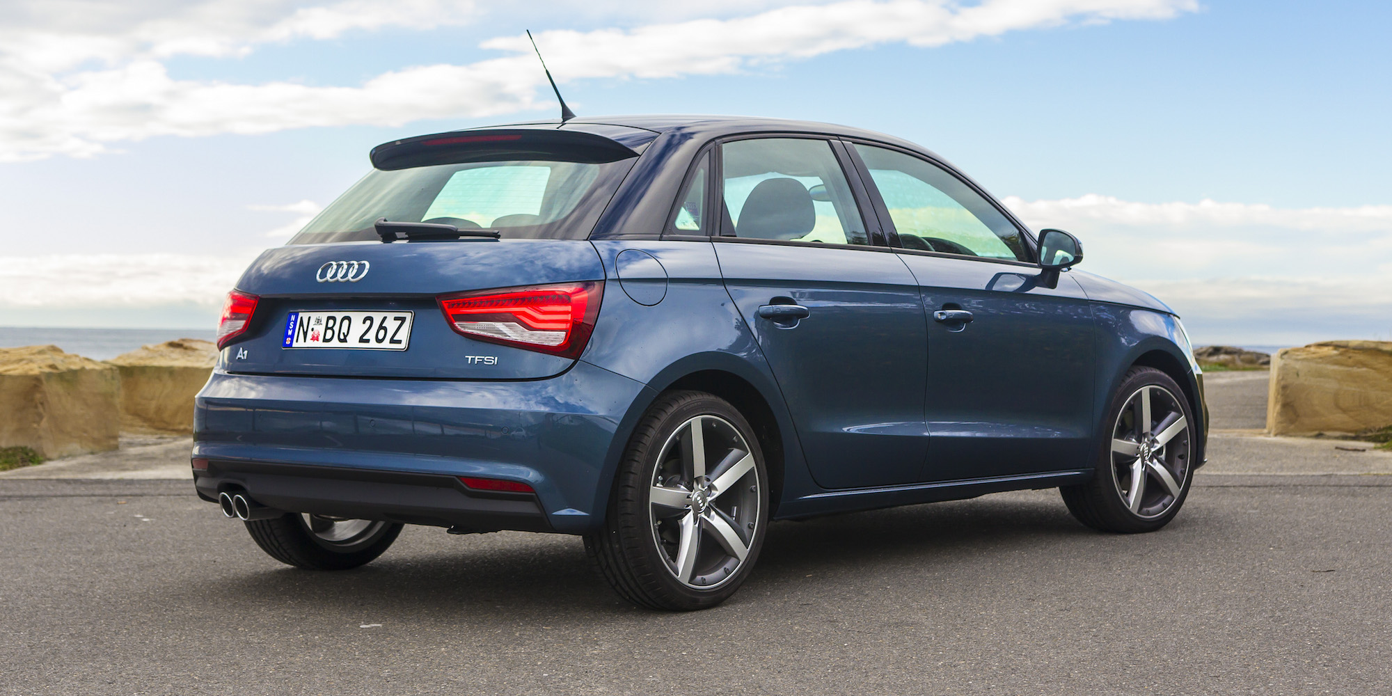 2015 Audi A1 Sportback 1 4 Tfsi Sport Review Photos