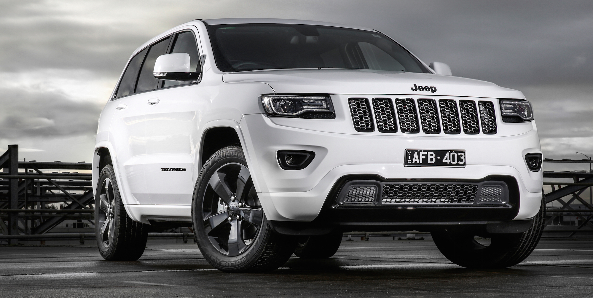 Jeep Cherokee, Grand Cherokee Blackhawk specials launched ...
