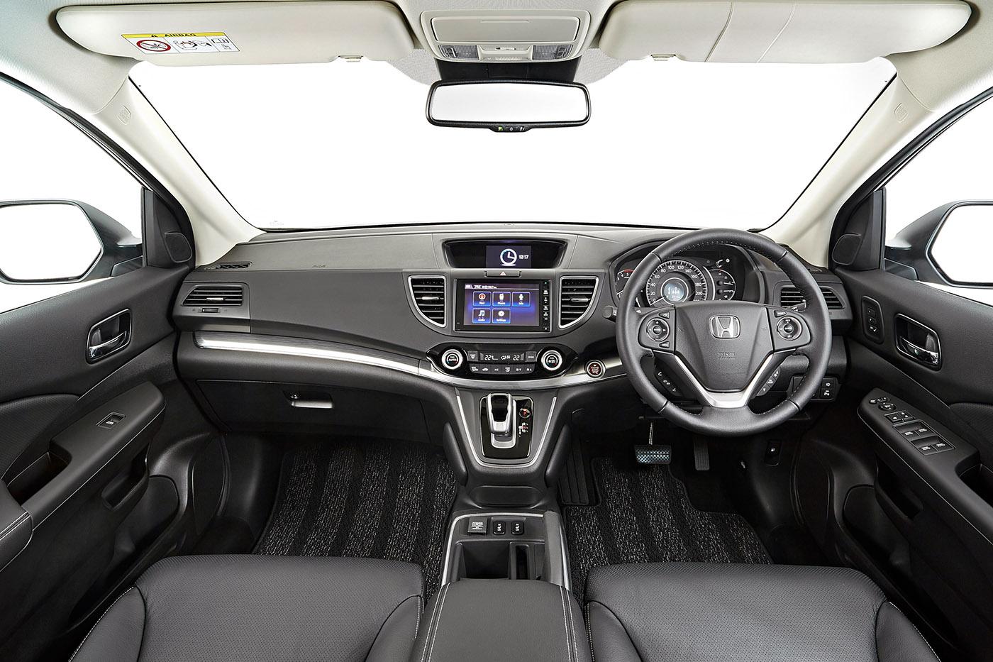 Honda CR-V DTi-L Limited Edition gets 1.6-litre turbo diesel 'Earth Dreams' engine - photos ...
