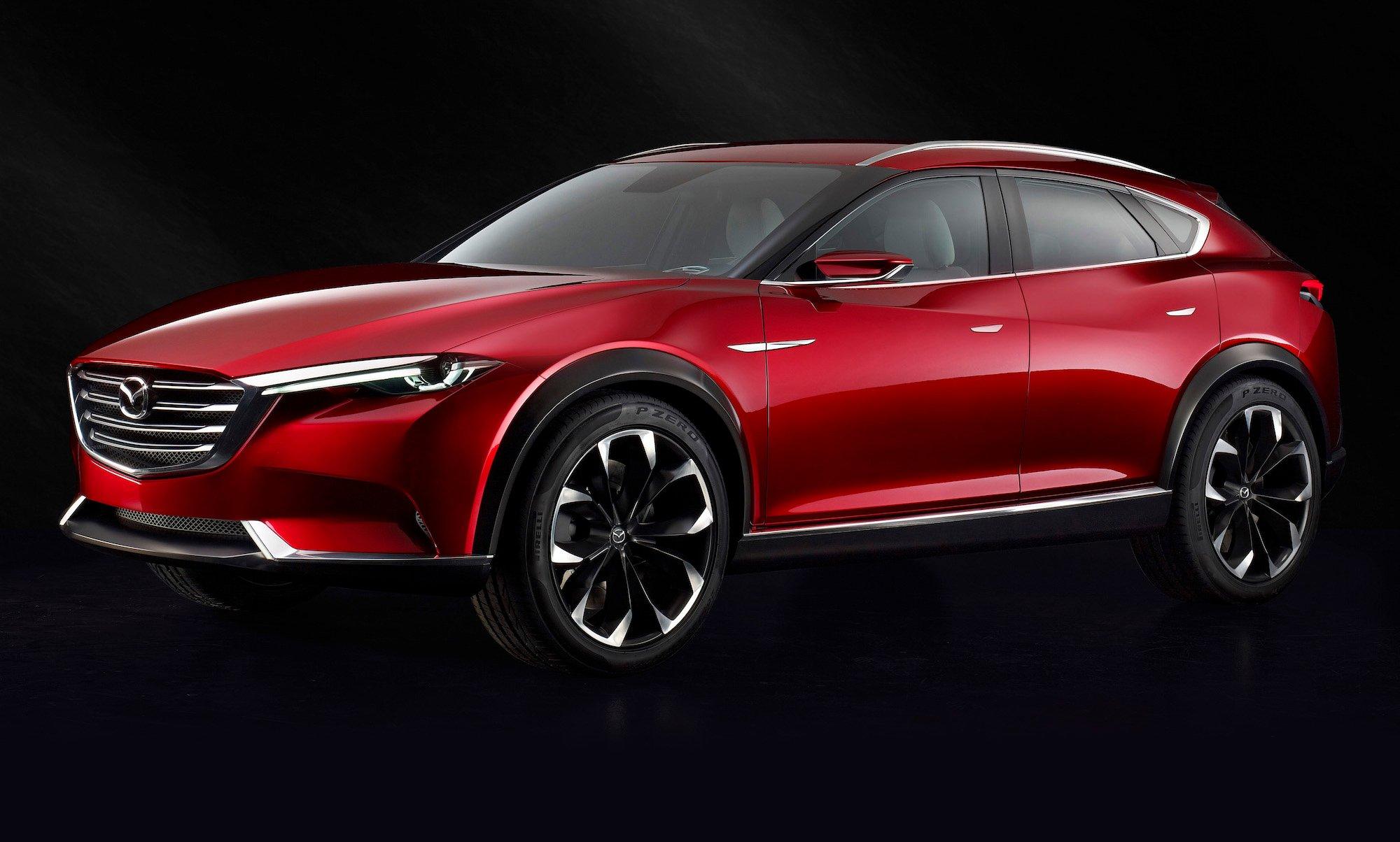 Mazda crossover 2020