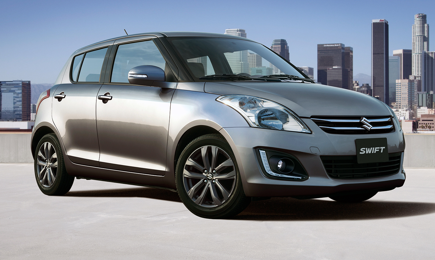 2015 Suzuki Swift Pricing And Specifications Photos