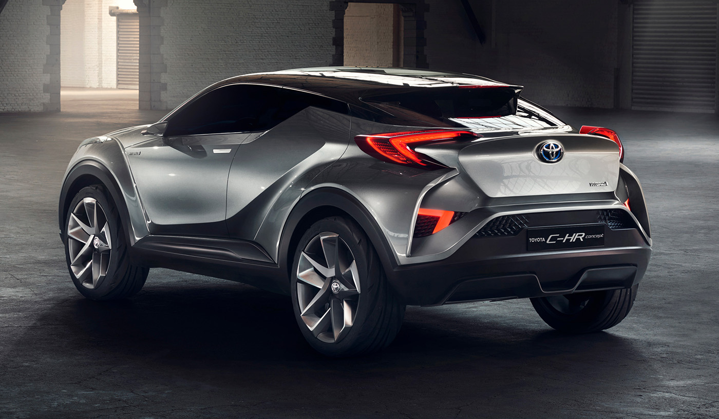 Toyota 1 2 Litre Turbo Could Power New Baby Suv And Sports