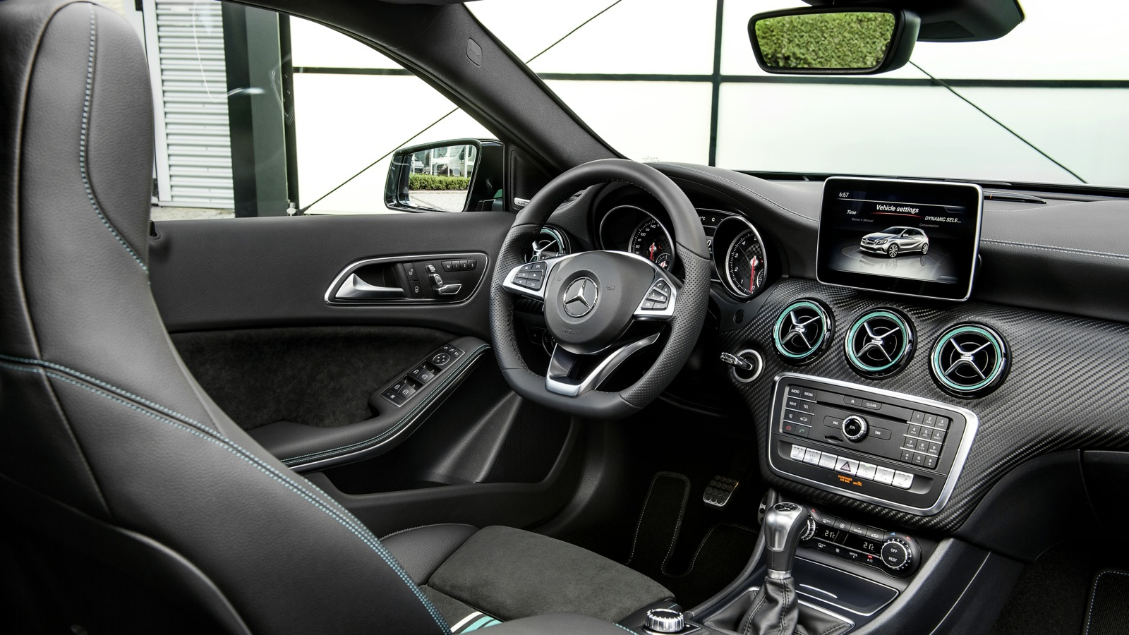 2016 mercedes benz a250 sport 4matic review motorsport. Black Bedroom Furniture Sets. Home Design Ideas