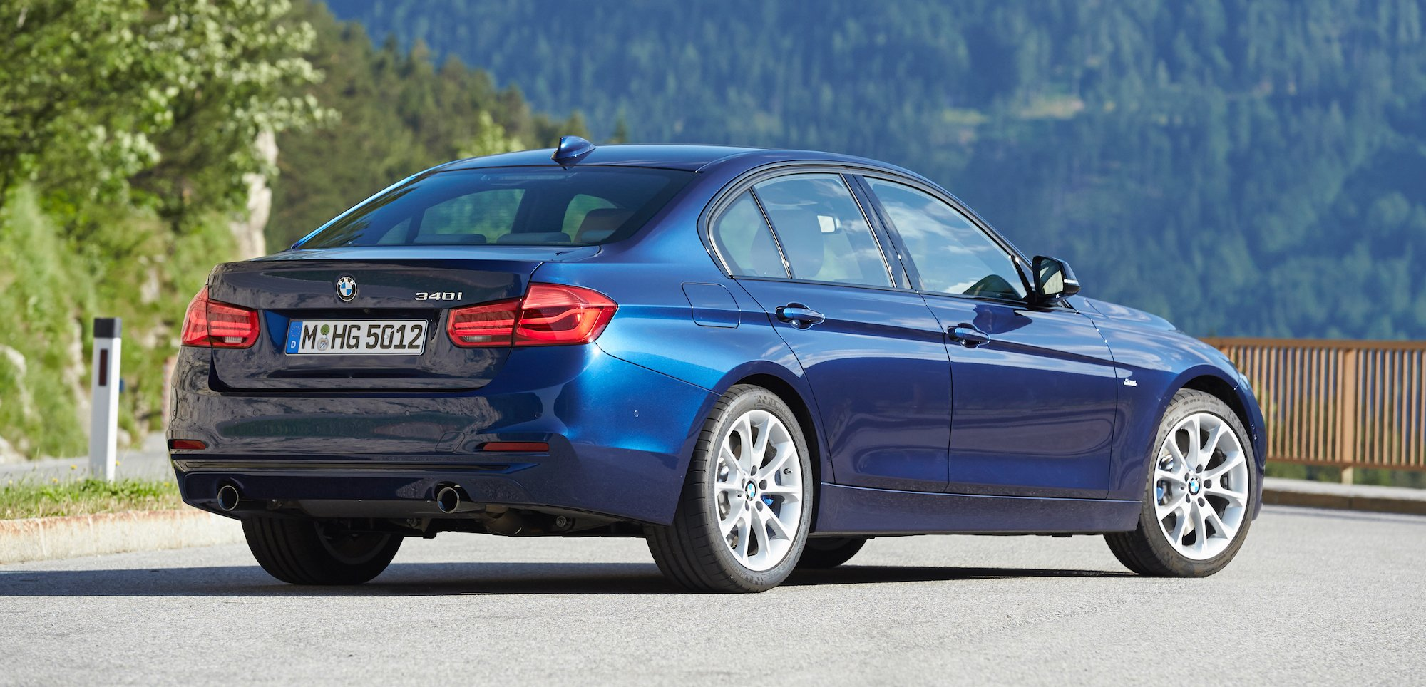 2016 bmw 3 series pricing and specifications
