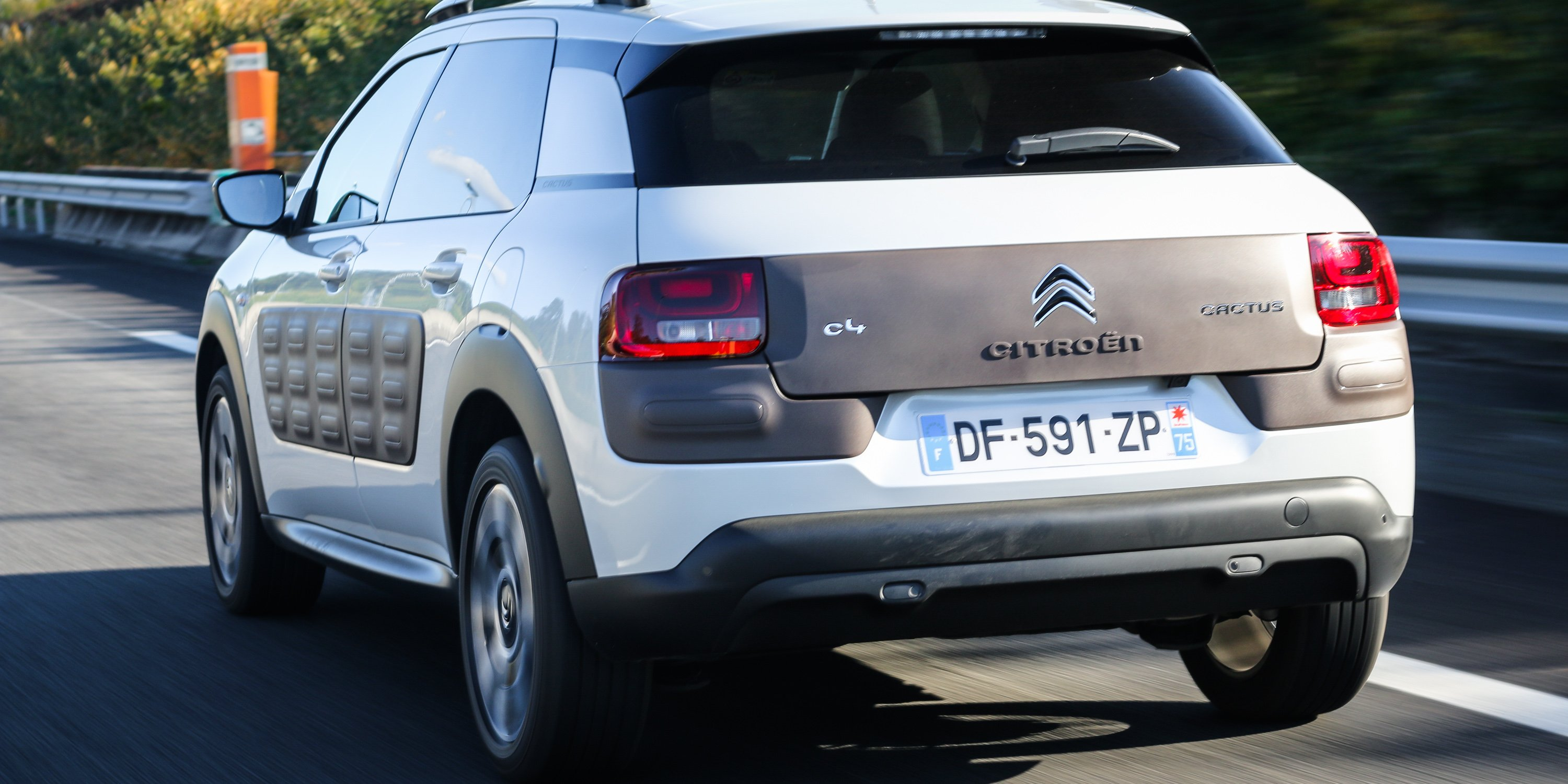 2016 Citroen C4 Cactus Review - photos | CarAdvice