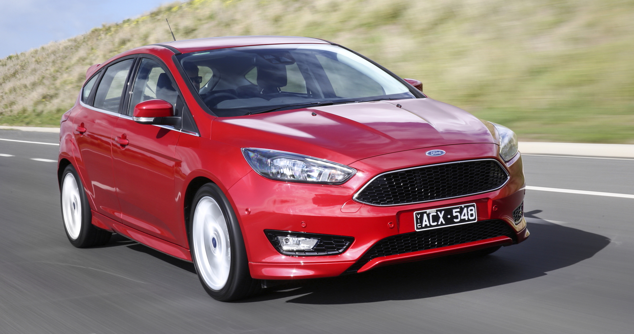 2016 Ford Focus Review - photos | CarAdvice