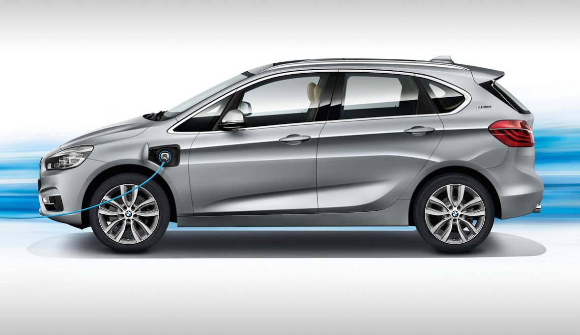 Bmw 225xe Active Tourer Taking Edrive Plug In Hybrid Tech To Frankfurt Photos Caradvice