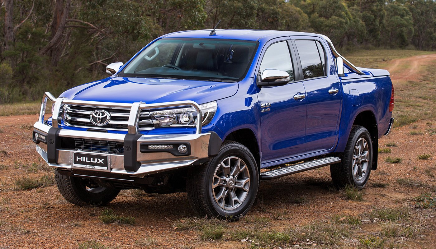 2016 HiLux will get over 60 Toyota Genuine accessories: Industry pack featured, export planned ...