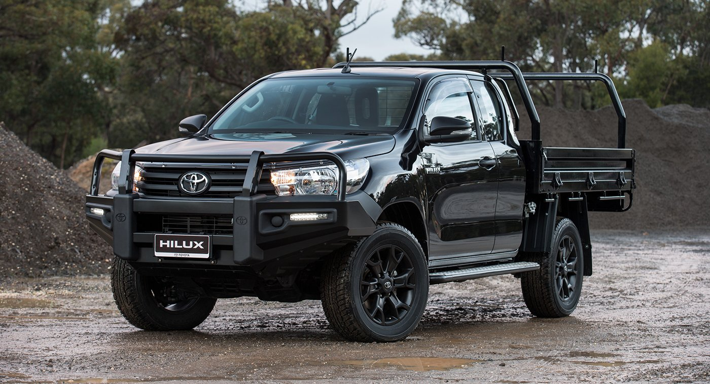 2016 Hilux Will Get Over 60 Toyota Genuine Accessories Industry Pack Featured Export Planned
