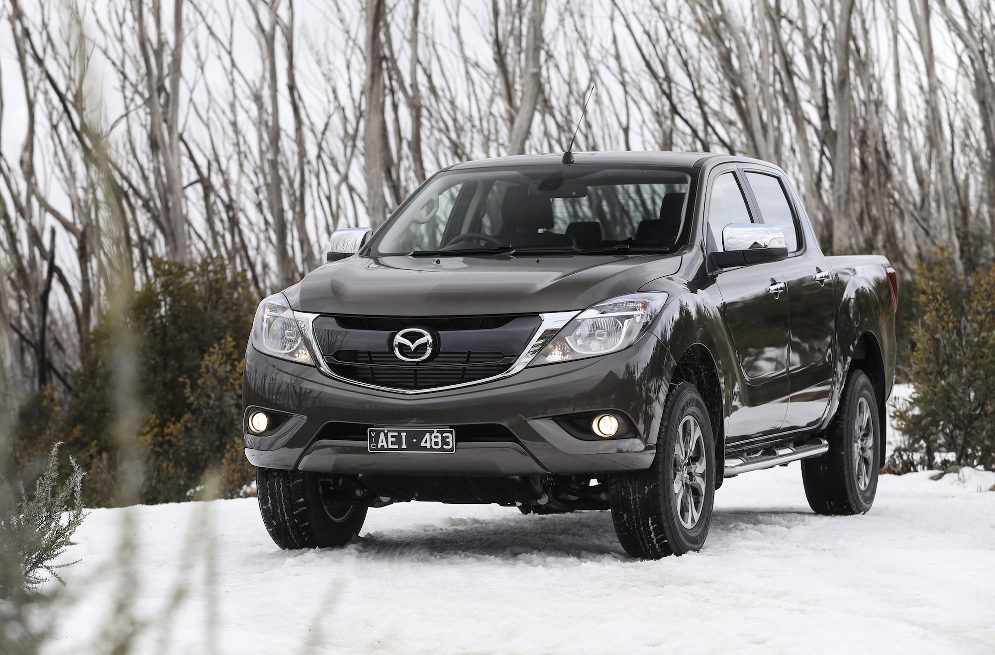 2016 Mazda Bt 50 Prices Up New Features Promised