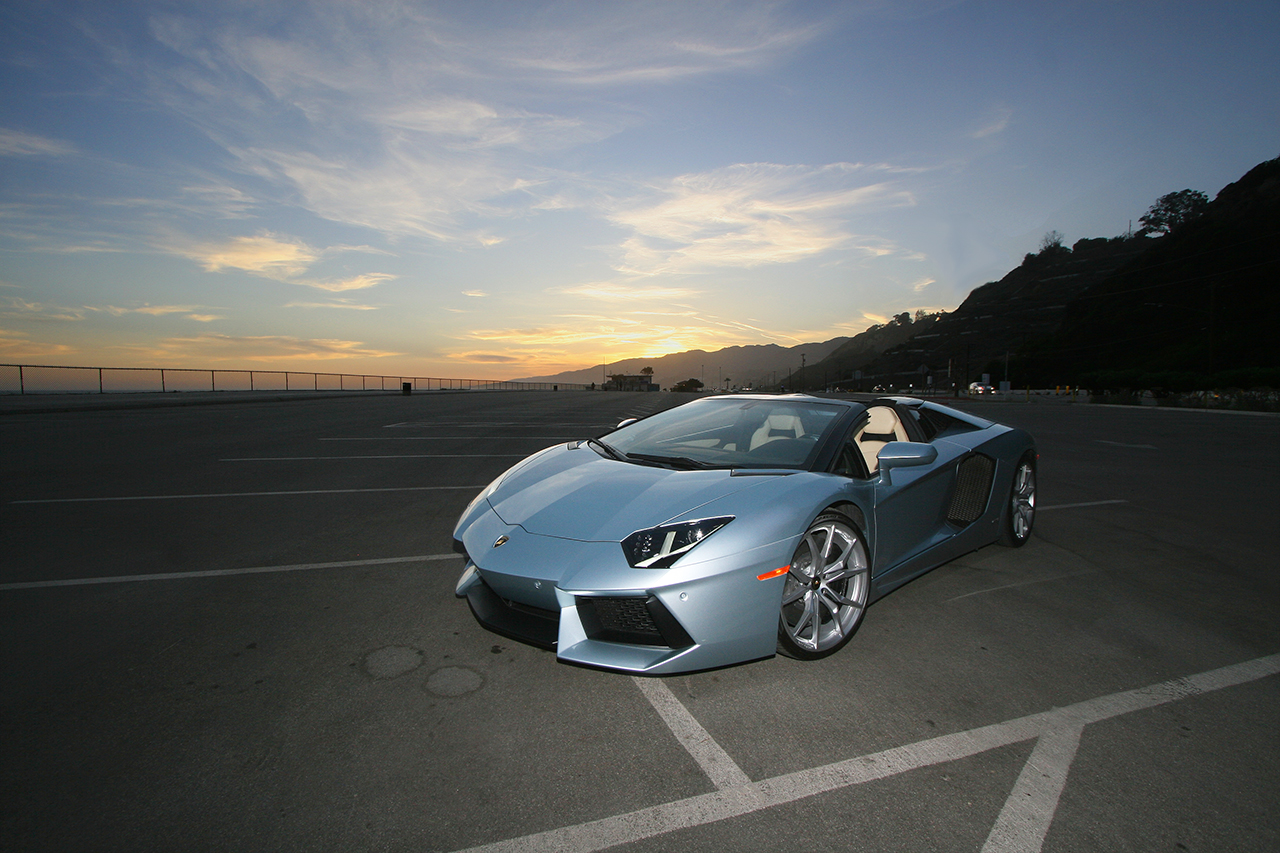 Nissan Sports Car >> 2015 Lamborghini Aventador Roadster Review - photos ...