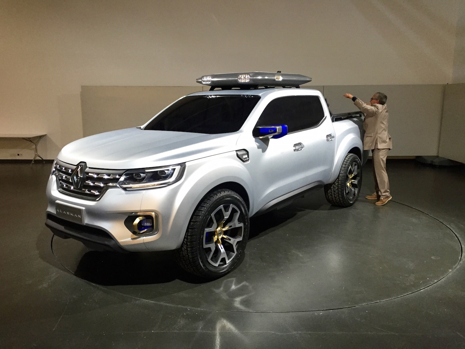 Renault Alaskan ute: Up close and personal with the French pick-up ...
