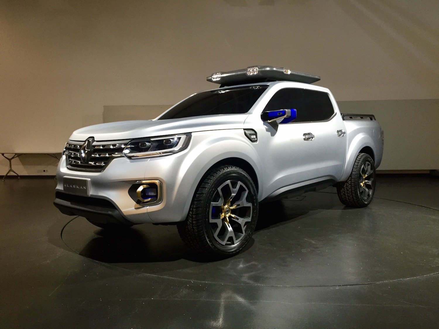 Renault Alaskan ute: Up close and personal with the French ...