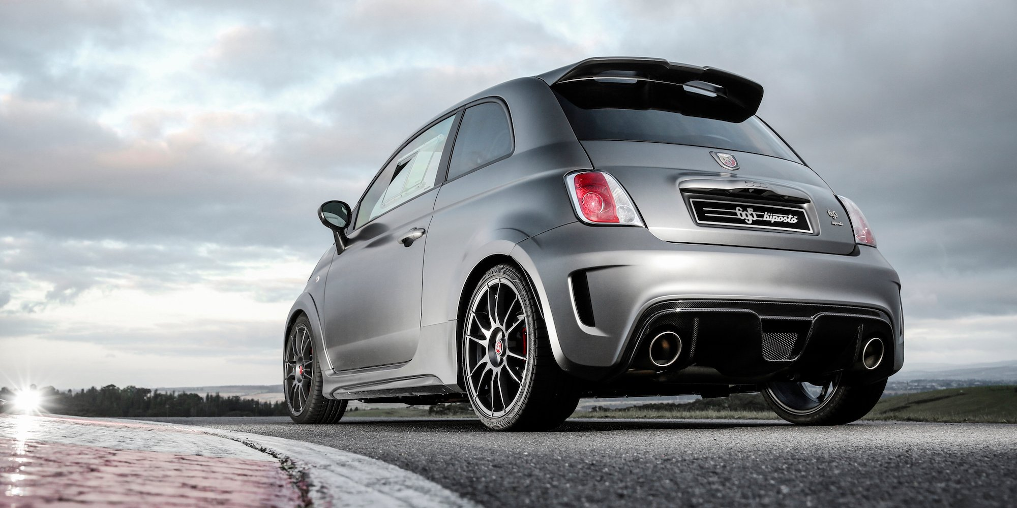 abarth 695 biposto launches in australia photos caradvice. Black Bedroom Furniture Sets. Home Design Ideas