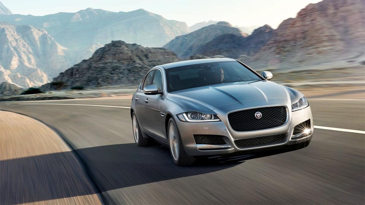 2016 Jaguar XF Review : International Launch