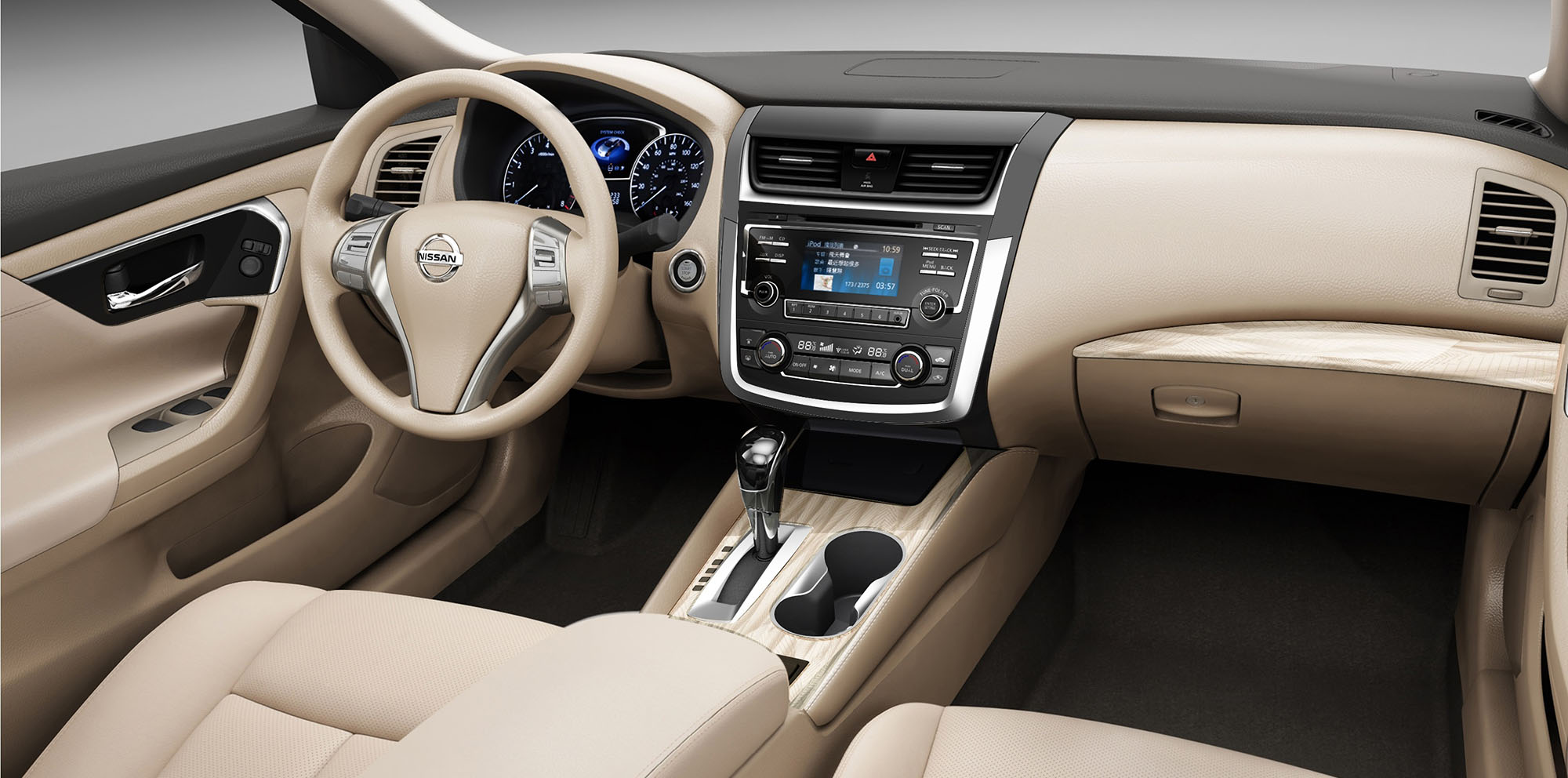 Nissan Altima facelift unveiled in the USA - photos | CarAdvice