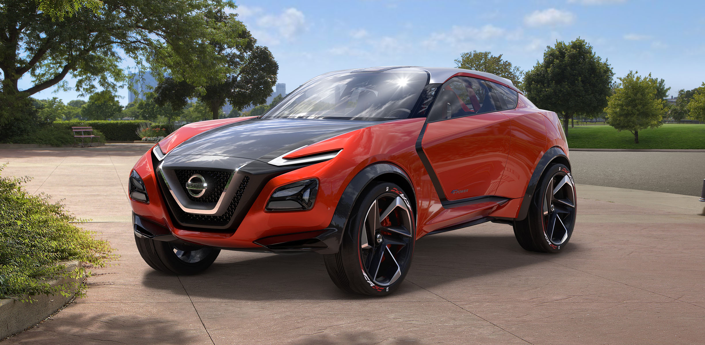 Nissan Gripz: 240Z rally-inspired concept unveiled ...
