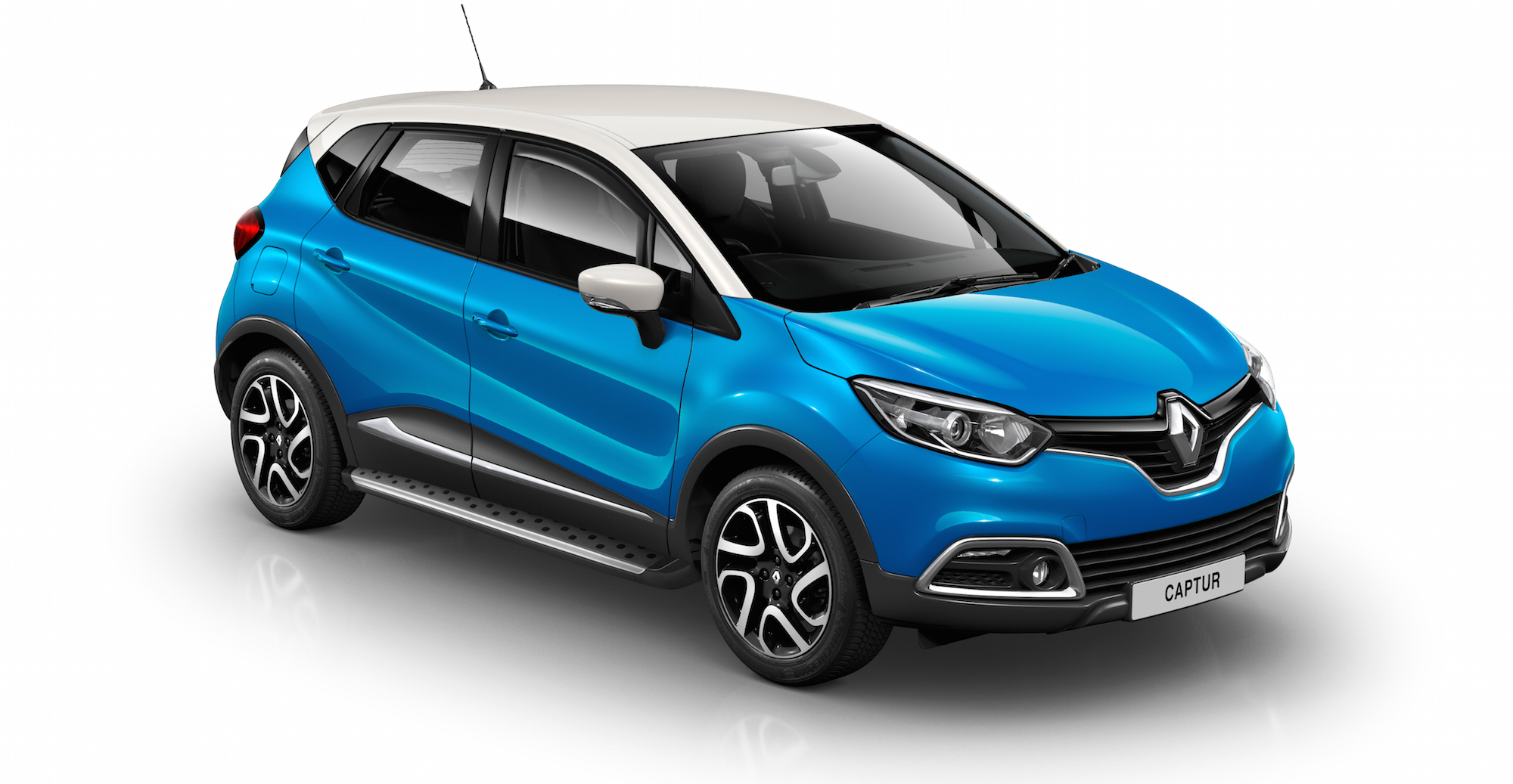 Renault clio and captur expression limited editions for Renault captur grigia