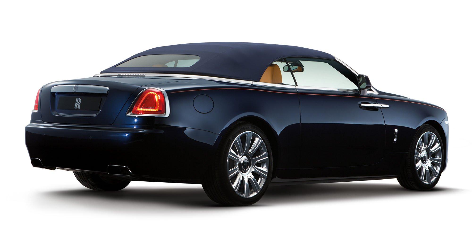 Rolls Royce Dawn Unveiled Photos Caradvice