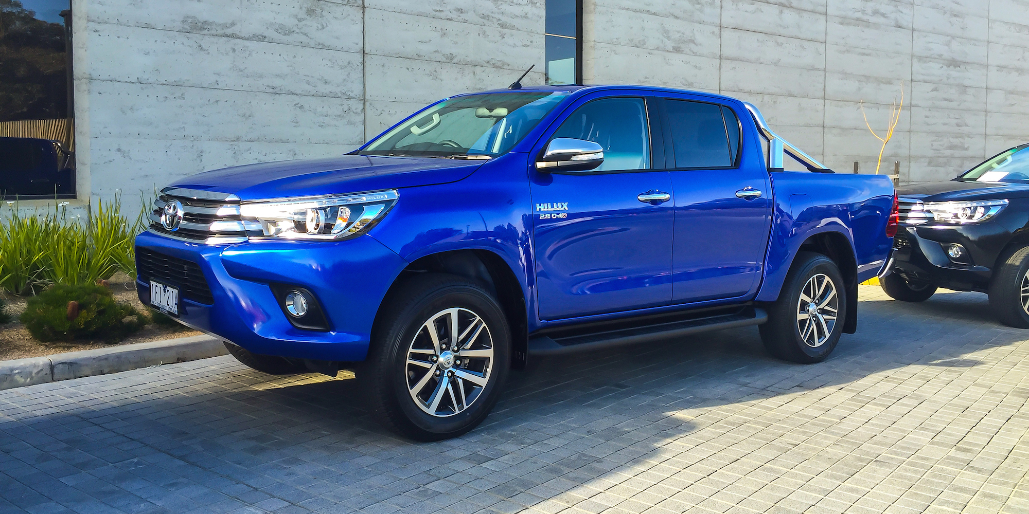 2016 Toyota Hilux Review Photos Caradvice