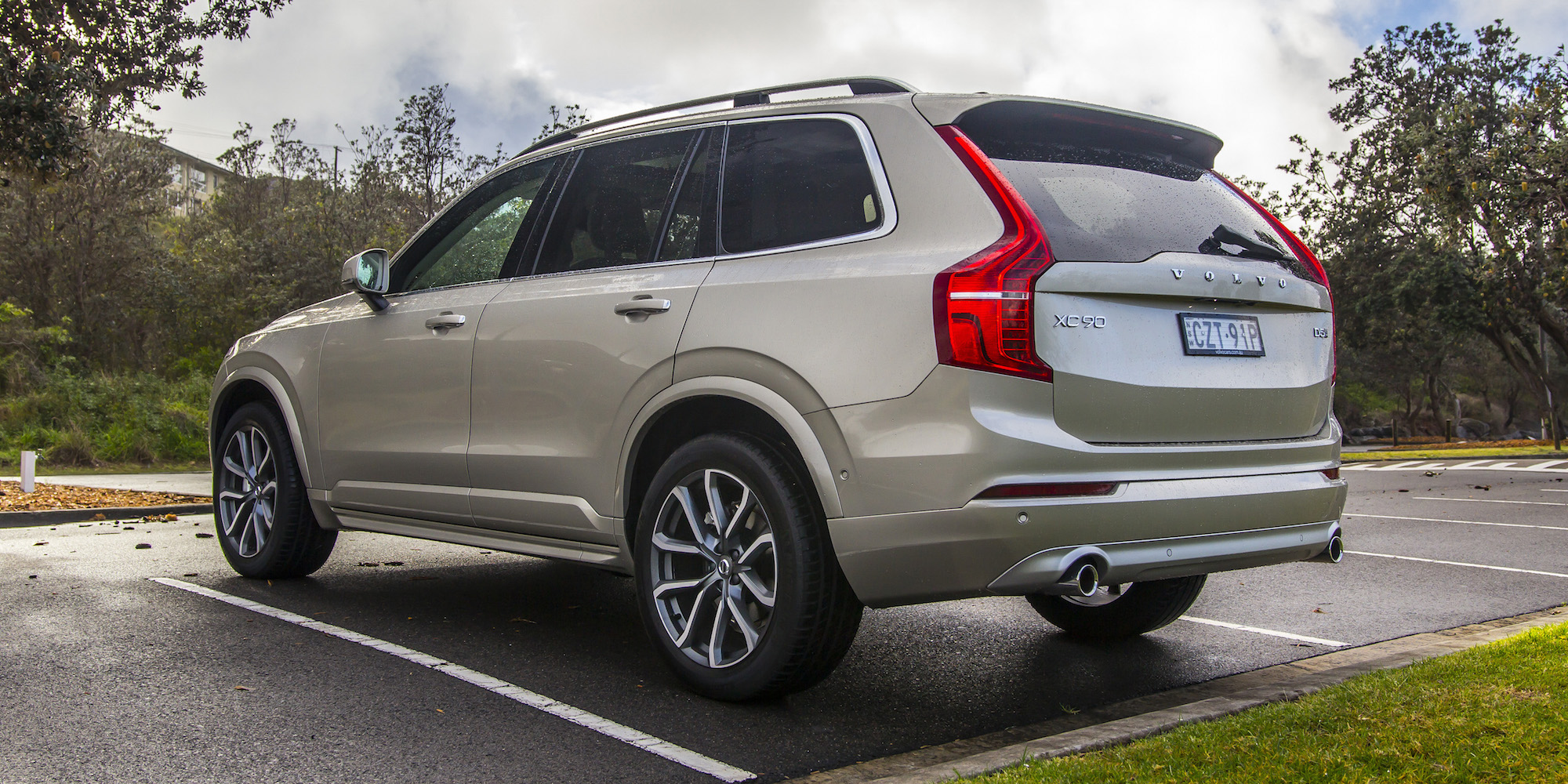2006 Volvo Xc90 >> 2016 Volvo XC90 D5 Momentum Review - photos | CarAdvice