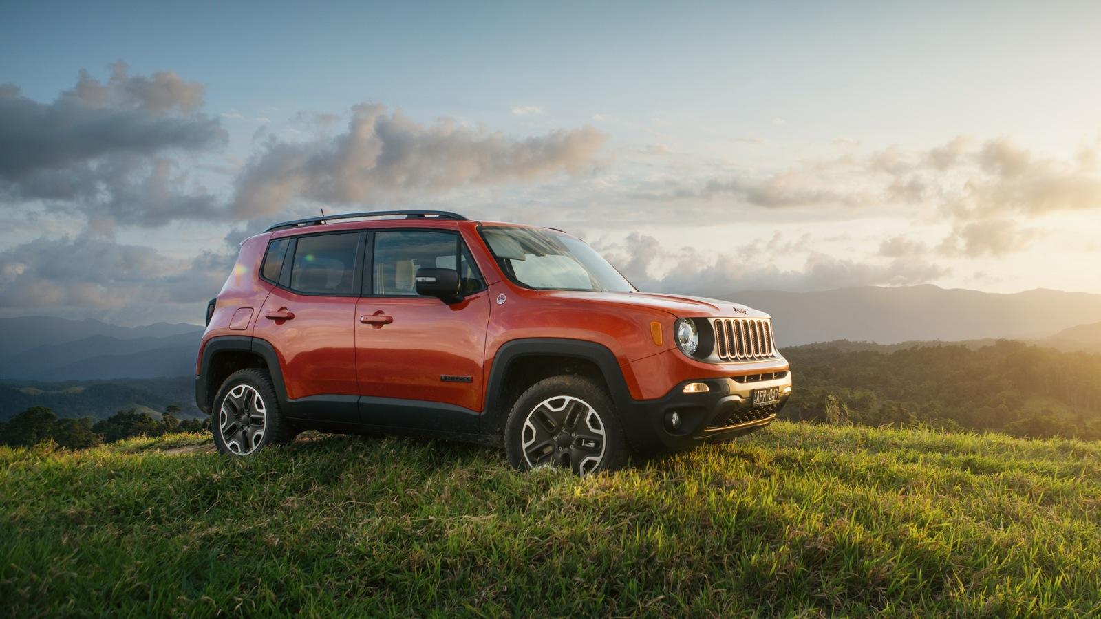 2015 Jeep Renegade Review: Australian launch | CarAdvice