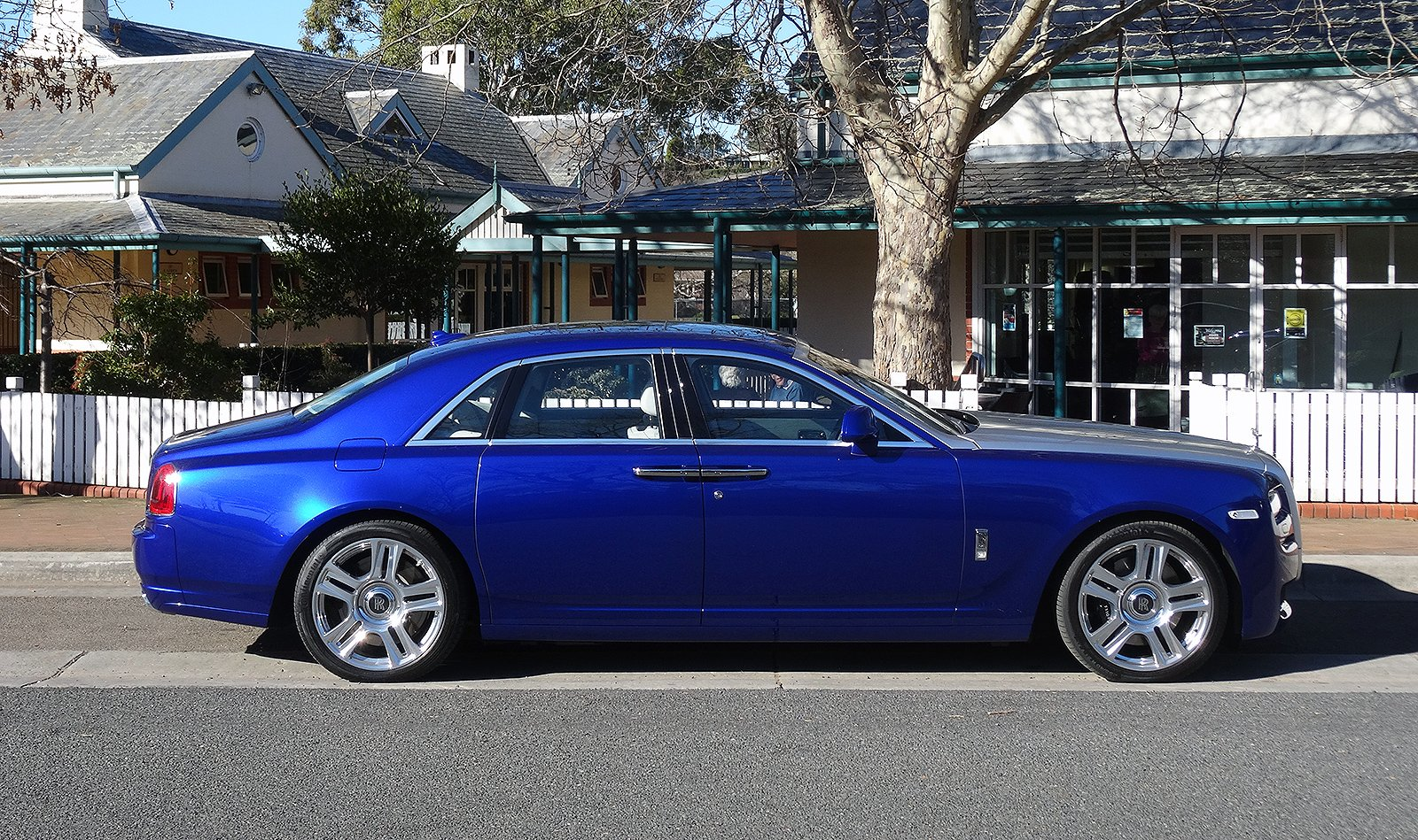 2015 Rolls Royce Ghost Sii Review Photos Caradvice