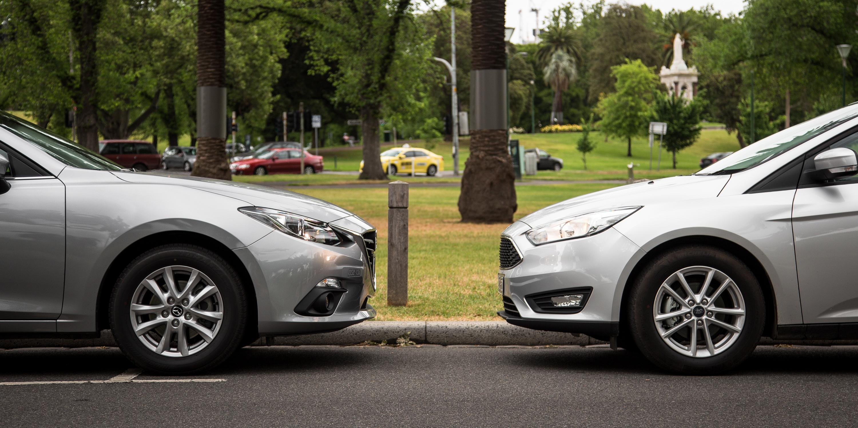 High Quality Ford Focus Trend V Mazda 3 Maxx Comparison