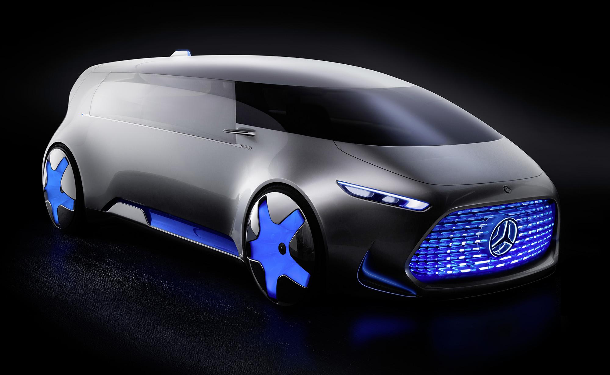 Mercedes-Benz Vision Tokyo revealed: 'Urban transformer ...