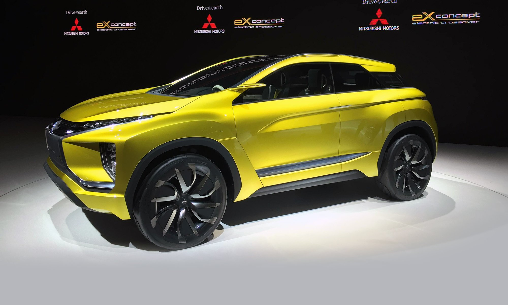 Mitsubishi confirms brand-new premium SUV model line for ...
