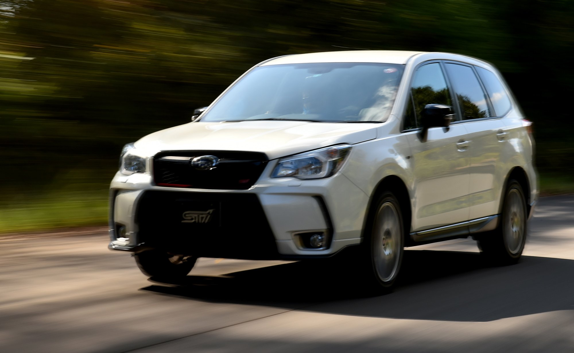 2016 Subaru Forester Ts Review Quick Drive Photos