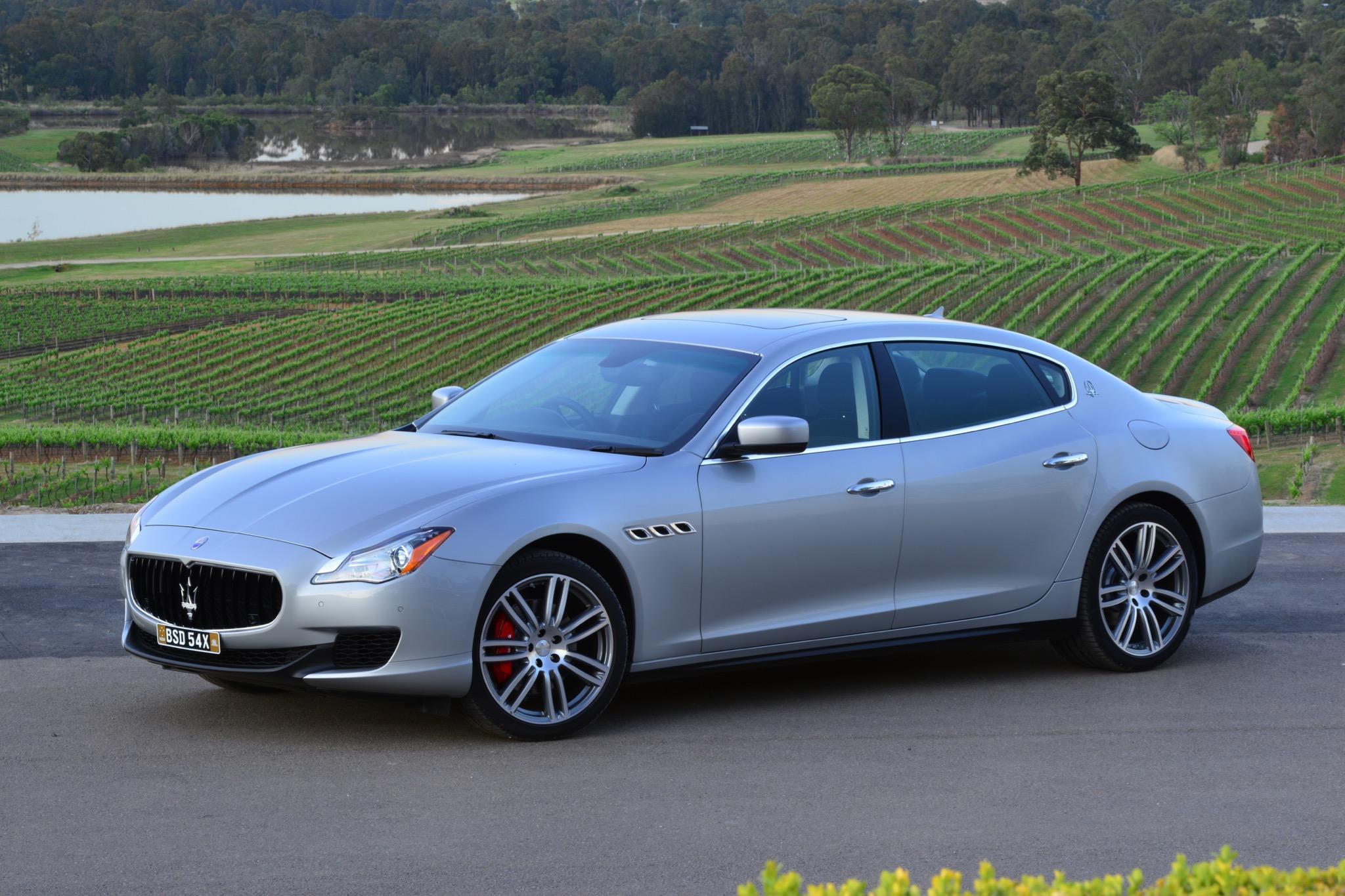2015 Maserati Quattroporte >> 2016 Maserati Quattroporte Review - photos | CarAdvice