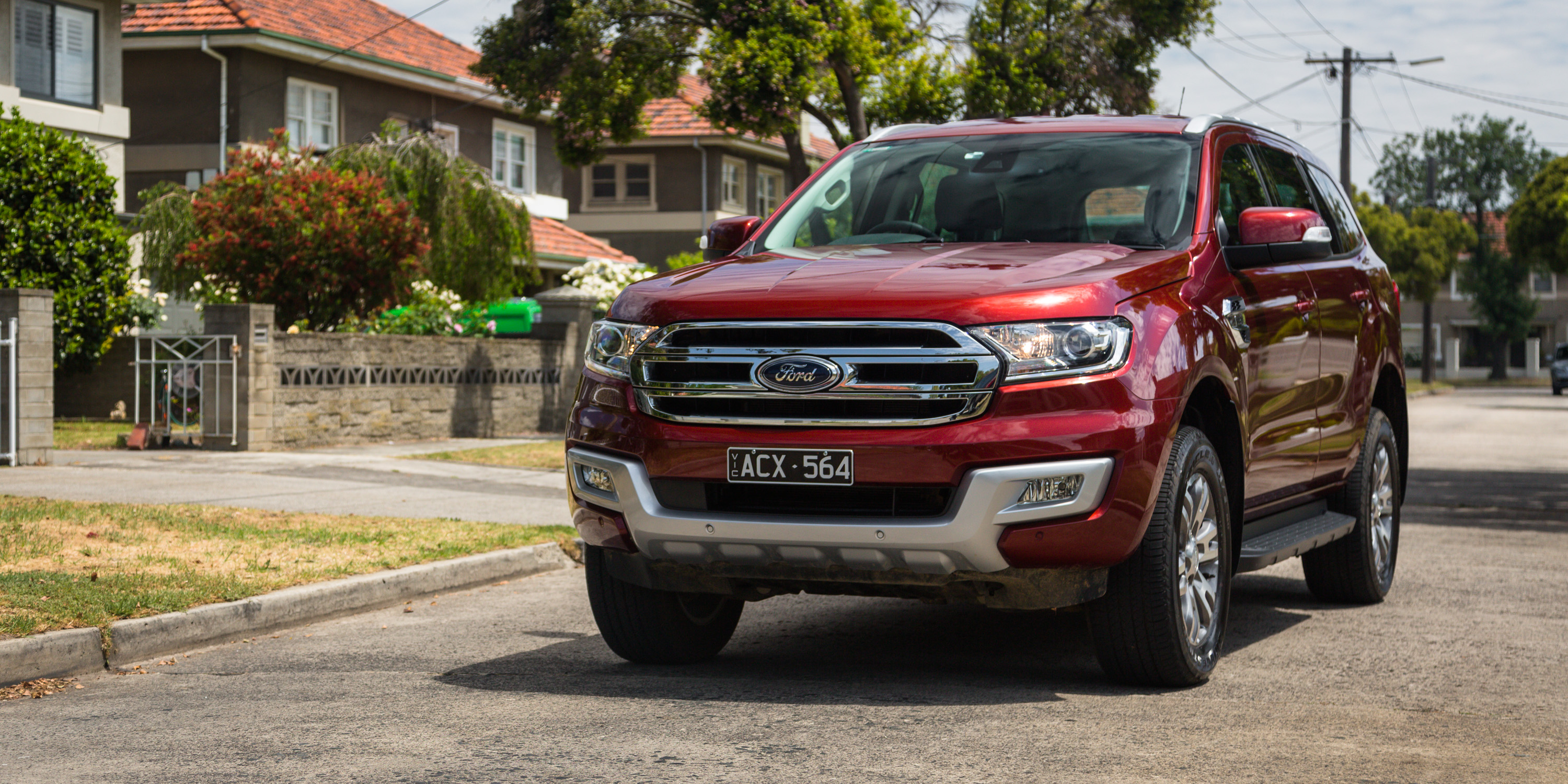 2016 ford everest trend review | caradvice