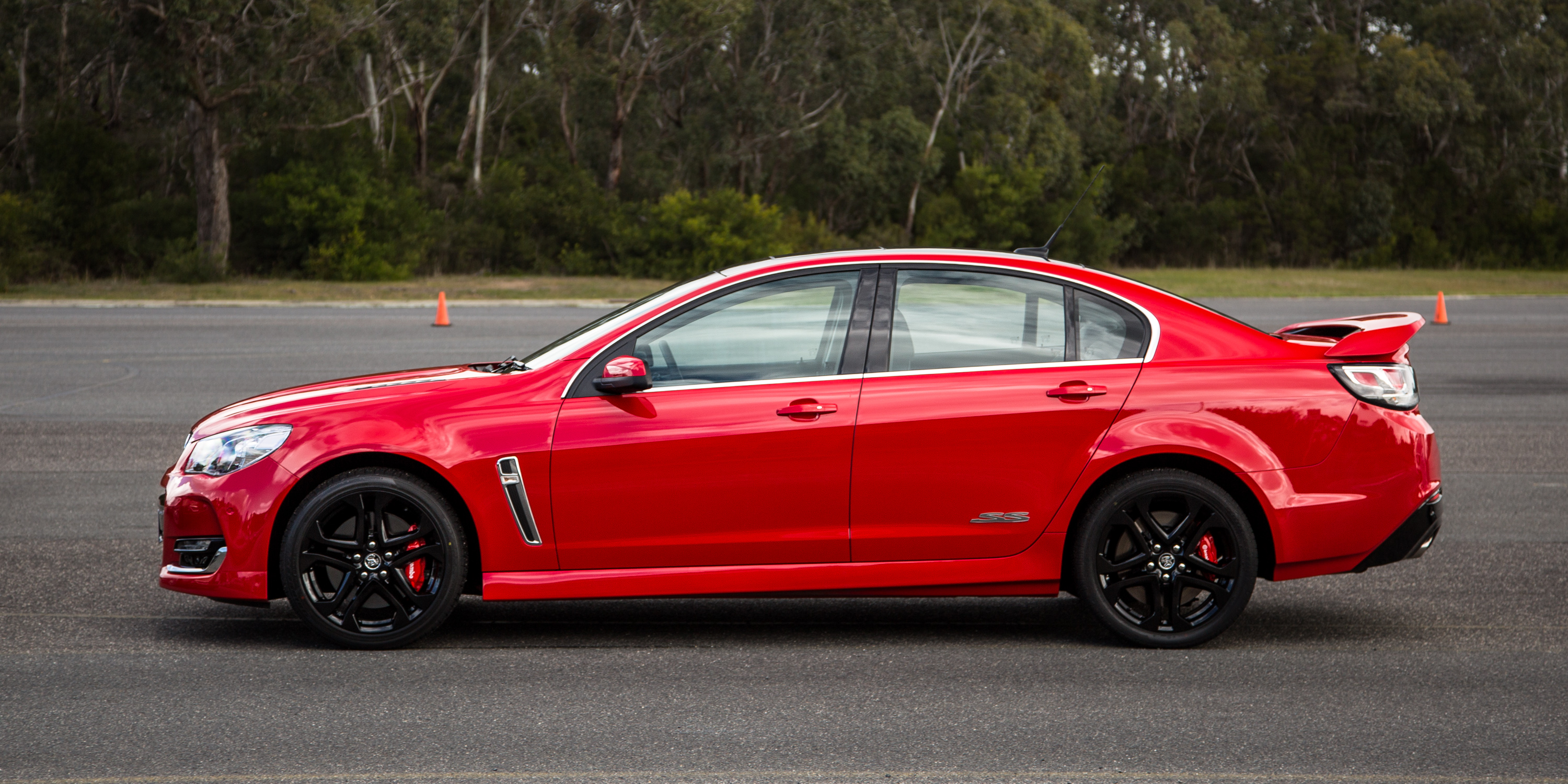 2016 Holden Commodore VFII Review - Photos