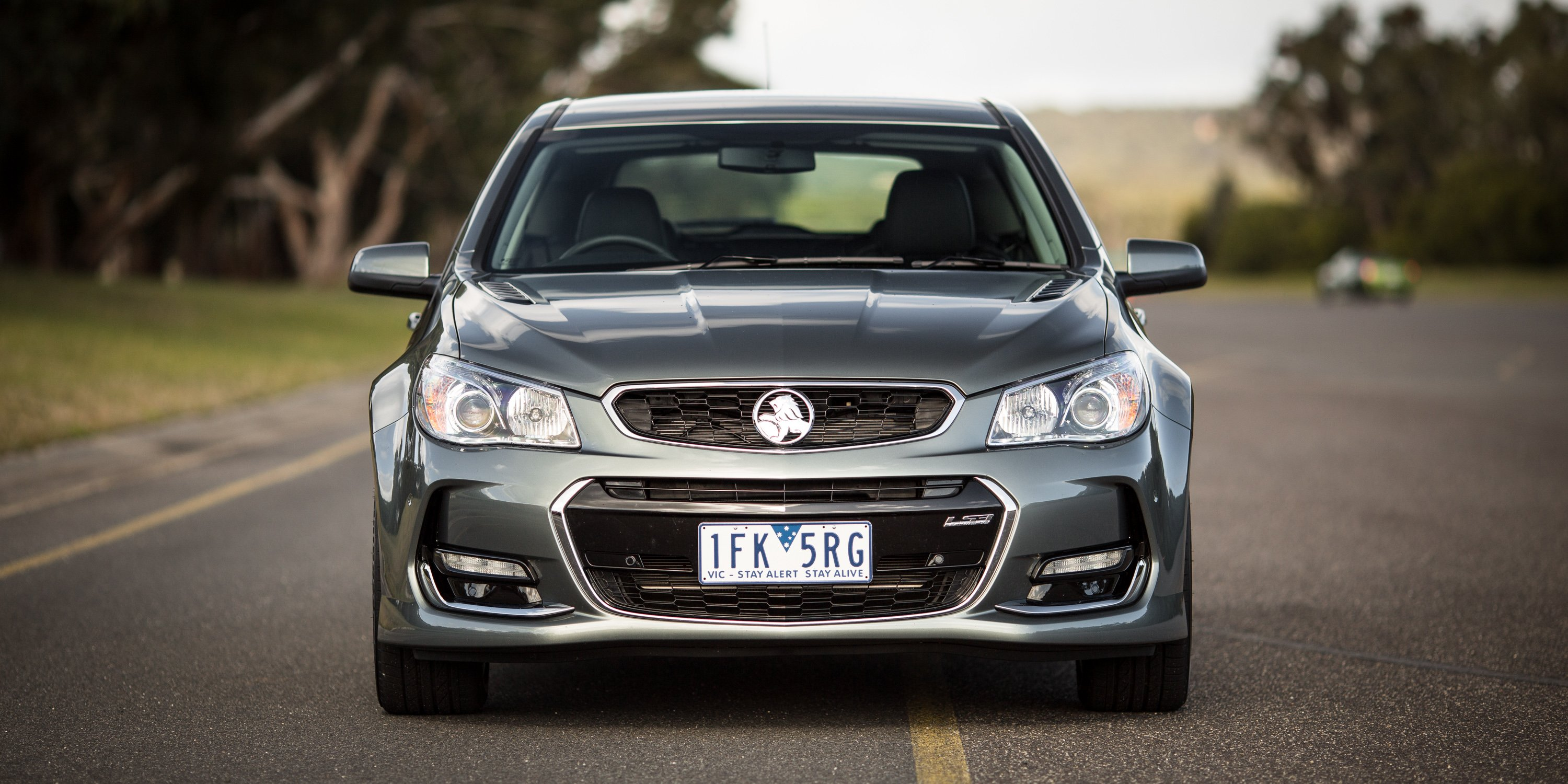 2016 Holden Commodore VFII review - photos | CarAdvice