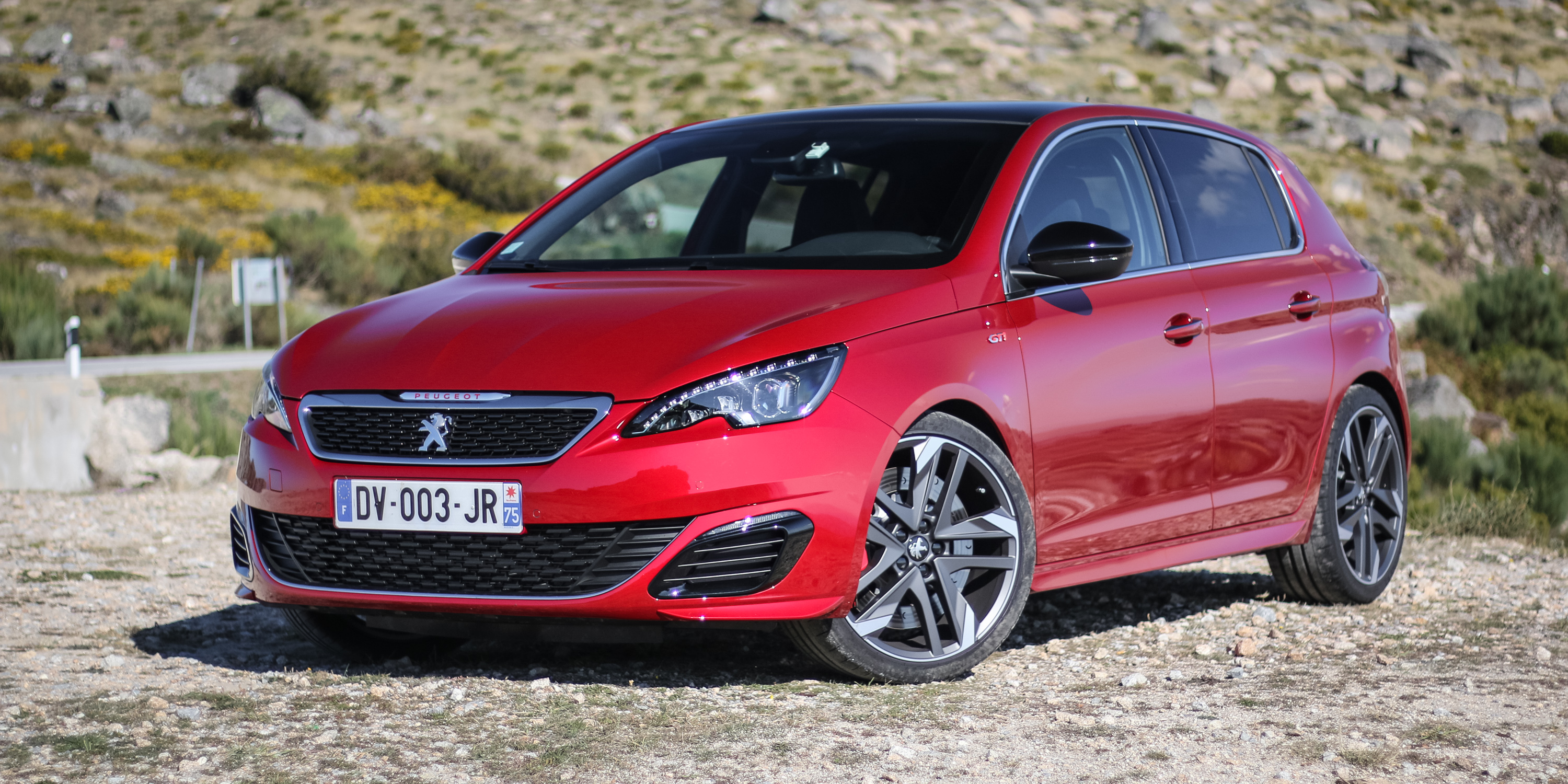 2016 peugeot 308 gti review photos caradvice. Black Bedroom Furniture Sets. Home Design Ideas
