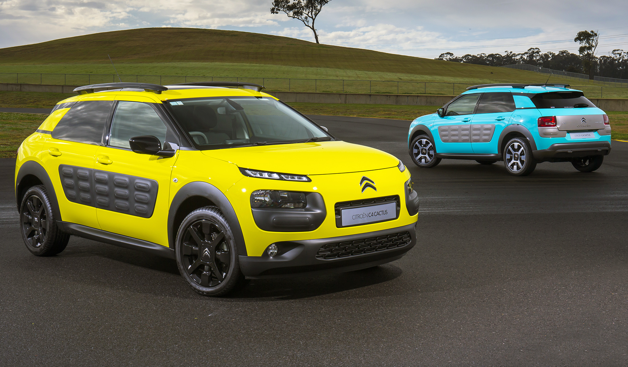 citroen c4 cactus pricing and specifications funky french suv from 26 990 photos caradvice. Black Bedroom Furniture Sets. Home Design Ideas