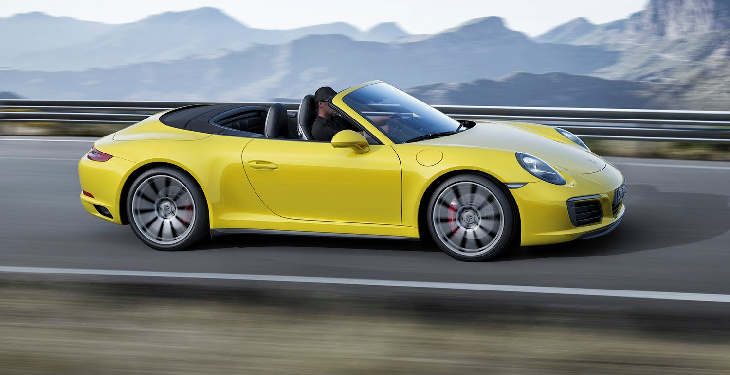2016 Porsche 911 Carrera 4 Targa 4 Pricing And
